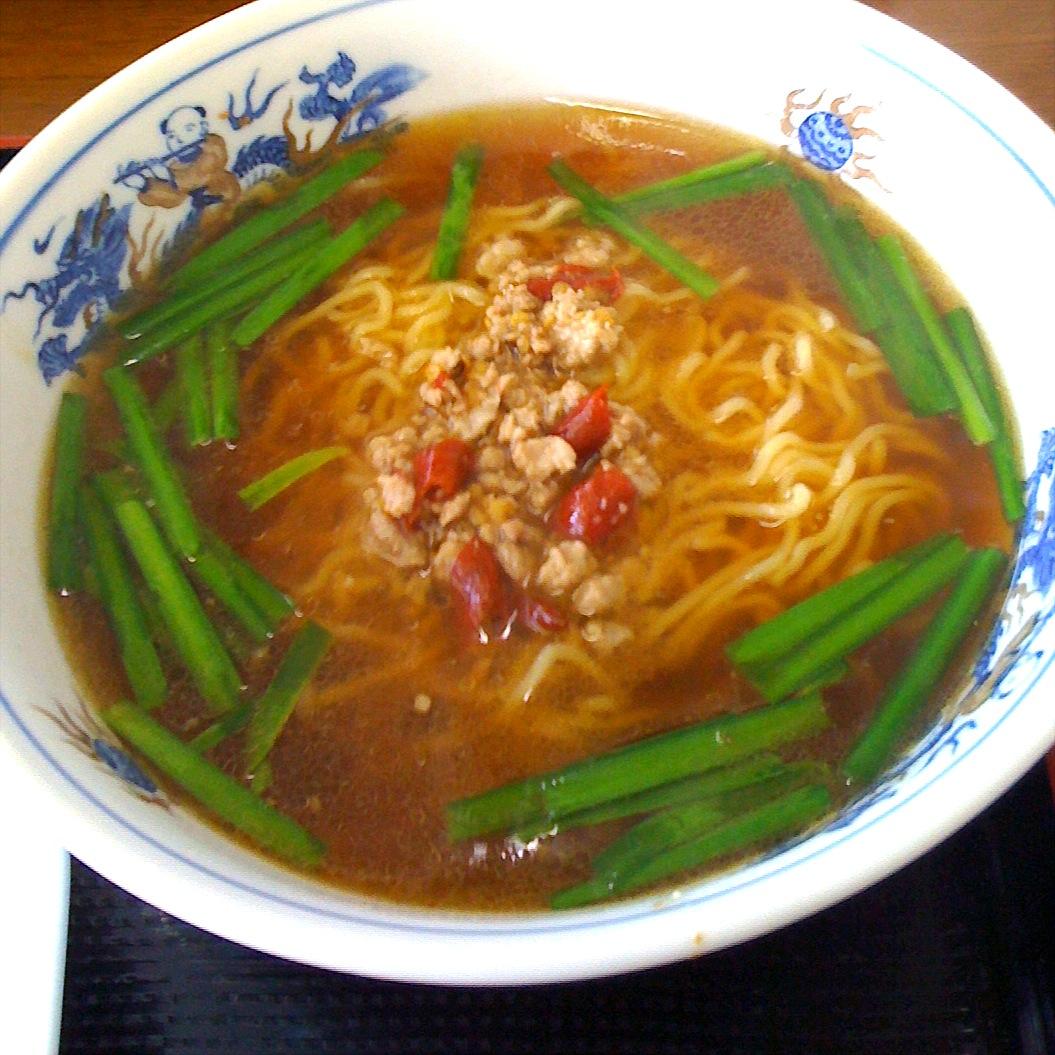 中華料理 金盛園