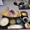伊勢屋 - 料理写真:刺身盛り定食