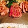 プランチャ - 料理写真:どんたくステーキ盛り合わせ(佐賀牛、真鴨、きんうん豚)