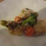 カフェ レガロ - (15.2)鶏の白ワイン煮込み