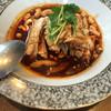 老虎菜 - 料理写真:口水鶏