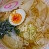 ラーメン金ちゃん - 料理写真:ワンタン麺