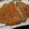 吟くら - 料理写真:ロースカツ定食