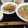 長浜ラーメン小太郎 太宰府店 - 料理写真:サービスランチ 3種セットです