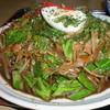 丸金食堂 - 料理写真:ソース焼きそば 偉容盛り