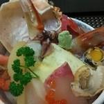 若草寿司 - 2016・3月 海鮮丼(竹)