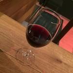 ストンウェル - グラスワイン赤(マン ピノタージュ セラーセレクト)