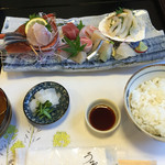うおすみ - 地魚ランチ