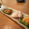 焼き貝うぐいす - 料理写真:刺し盛り〜