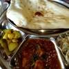 インディアンエスニックレストラン タマンナ - 料理写真:日替りセット