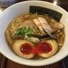 麺ゃ しき - 料理写真:しき麺(700円)+濃厚煮卵(100円)