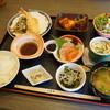 二合半 - 料理写真:二合半御膳(1100円)2016年3月