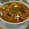 翠香園 - 料理写真:28年3月 牡蠣入り酸辣湯麺