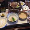 レストラン東山 - 料理写真:猪陶板膳