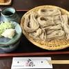 山口屋 - 料理写真:ざるそば(800円)