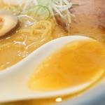 マルエス食堂 - スープ