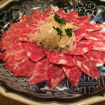 祇園 馬春楼 - 鍋用 桜肉