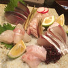 キッチン ウィル - 料理写真:この刺し盛りはすごい!