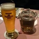 Chainamun - 本文ではビールは頼まなくてもよいようなことを書きましたが、、、。