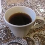 トポリ - ・セルフサービスのコーヒー