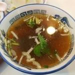 大松 - 201603チャーハン\800 スープ