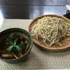 蕎麦 阿き津 - 料理写真:「つけ鴨」1850円