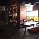 魚と串揚げ 串かっちゃん - 座敷