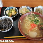 結ま~る食堂 - 沖縄満喫定食