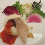 サンビーム - 鮮魚のムース