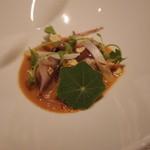 コシモ・プリュス - ほたるイカの一皿