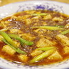 大鵬 - 料理写真:正宗陳麻婆豆腐(小)