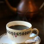 コーヒーハウス かこ - ブレンドはおかわり自由