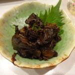 秋葉原漁港 快海 - 牡蠣の佃煮:480円