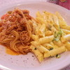 Pasta & Pizza RUMBLE - 料理写真:ハーフ&ハーフ