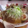 Gita - 料理写真:しょうゆ:味玉らーめん+メンマ