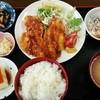 定食や おかだ - 料理写真:定食や おかだ@つくば ミックスフライとしらすおろし定食 2015年6月