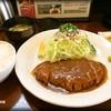 とんかつ豊後 - 料理写真:とんかつ定食 850円(昼のみ)