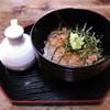 七滝茶屋 - 料理写真: