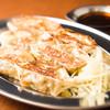 初代 バタヤ - 料理写真:バタヤの看板メニュー 焼き餃子~しょうがと共に~