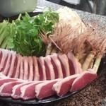 伊達な郷土料理と原始焼 牡鹿半島 -