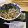 道の駅いまべつ 半島ぷらざアスクル レストラン - 料理写真:もずくうどん