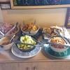 肉汁うどんの南哲 - 料理写真:小さめのお皿に1回だけめいっぱい盛れます。
