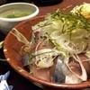 SABAR - 料理写真:究極のとろさば丼定食(1,000円)