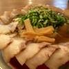 神戸ラーメン 第一旭 - 料理写真:Cラーメン、麺1.5倍、チャーシューは、チャーシュー麺の1.5倍です(2016.3.22)