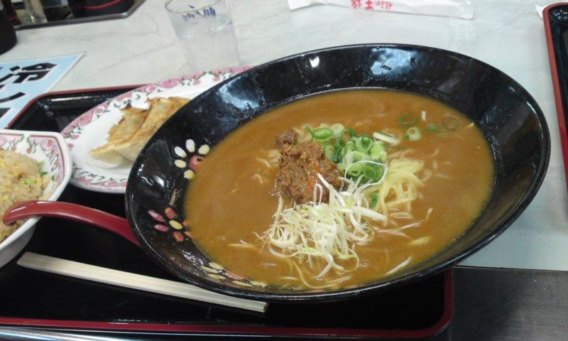 餃子の王将 中島店