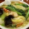 白鳳 - 料理写真:ランチの五目そば