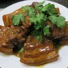 台湾小料理 香城 - 料理写真:野菜と豚バラ肉の角煮1,200円
