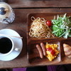 quatre cafe - 料理写真:プレートモーニング