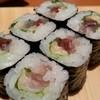 英鮨 - 料理写真:鯖ガリ巻き