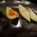 旬彩軒 みずの - 前菜3種
